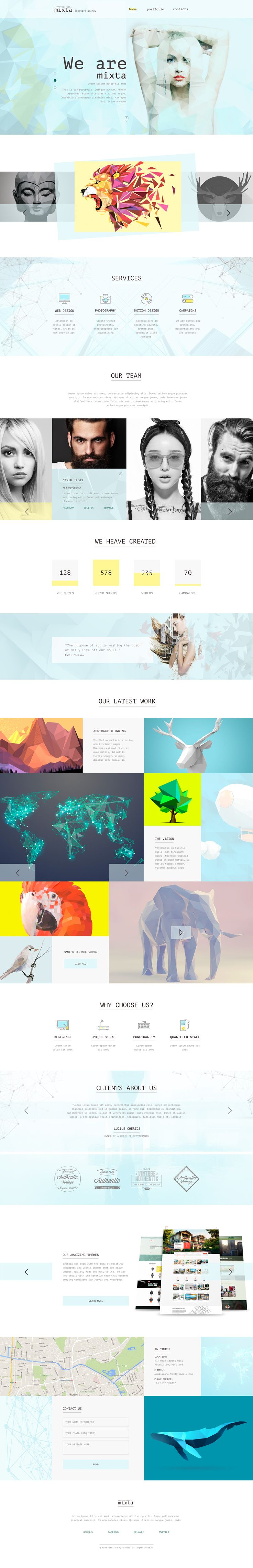 Creative Business WP Themes