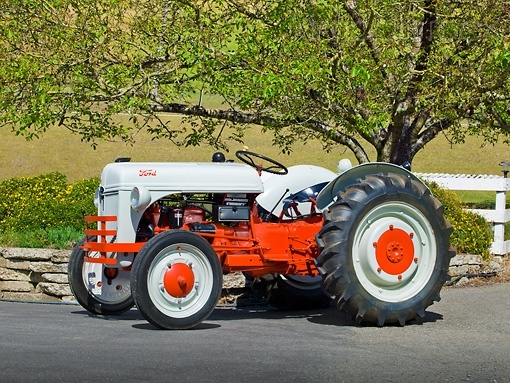 Ford 9n Mower : Best images about ford tractors on pinterest baler