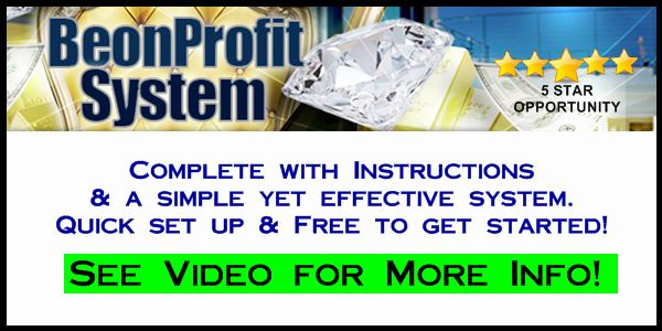 New Profit System Makes Earning A Income On The Internet Easier Than Ever!   Azenza International - This system actually is a time saver when it comes to setting things up, A new member can sign up and start profiting from this system on the very same day!
