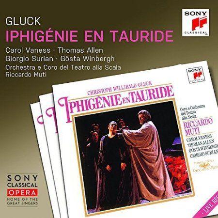 Christoph Willibald Gluck: Iphigenie en Tauride