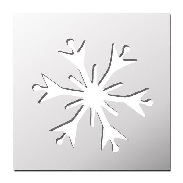 pochoir reine des neiges flocon de neige pochoirs pinterest disney. Black Bedroom Furniture Sets. Home Design Ideas