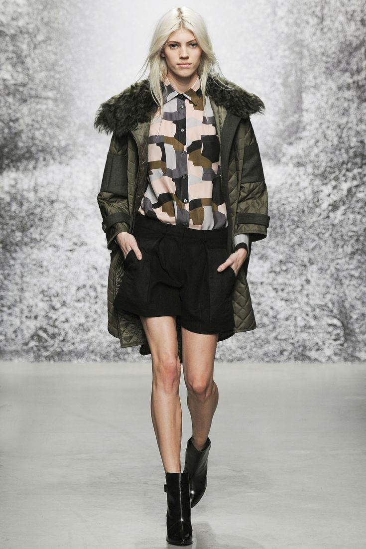 Paul & Joe - Collections Fall Winter 2014-15 - Shows - Vogue.it