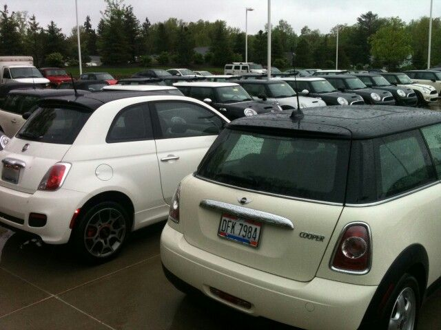 Fiat vs mini