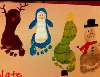 M s de 1000 im genes sobre manualidades en pinterest - Como hacer manualidades navidenas para ninos ...