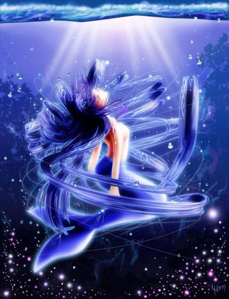 35 best Anime Mermaid ...