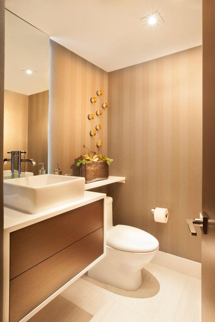 Powder room Miami Interior Designers
