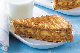 Paninis, Panini recipes and Banana sandwich on Pinterest