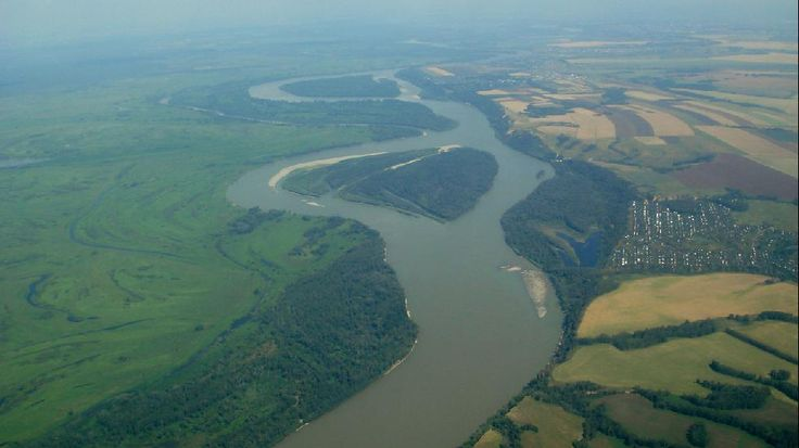 Originating in the Altay Mountains of southwestern Siberia and emptying into the Arctic Ocean, the Ob River, and its major tributary, the Irtysh, stretch for 3,364 miles, making it the seventh longest river in the world. The Ob is used mostly for irrigation, drinking water, hydroelectric energy, and fishing; and for years, the Ob was the only road in or out of a vast region of Siberian wilderness,