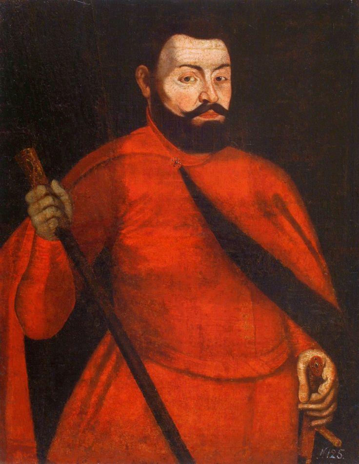 Portrait Mikołaj Zawisza, castellan of Vitebsk by Anonymous, ca. 1626…