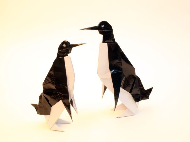 Penguin Origami- Mt Ommaney - Plico Design
