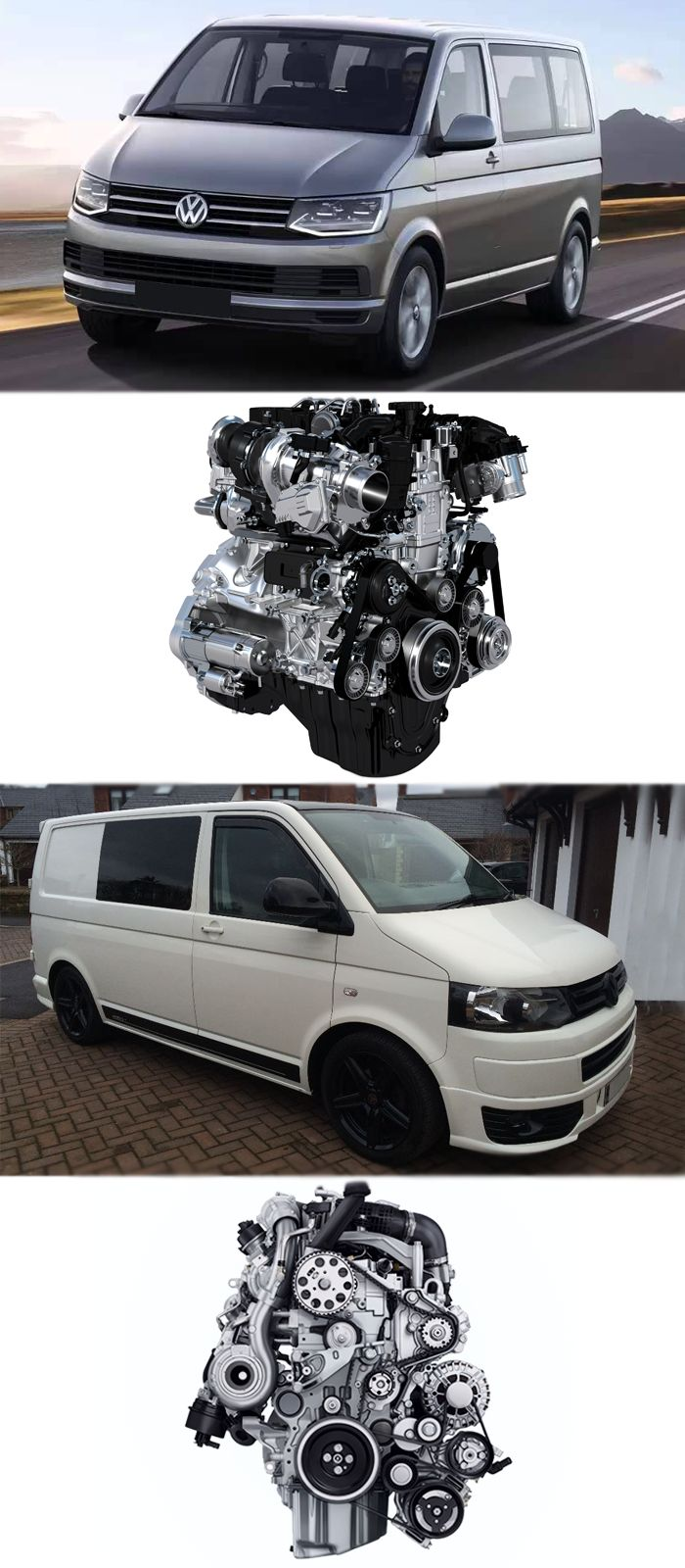 How #Volkswagen #Transporter #T6 Will Take On Rivals with New #Engines  For more details visit link:  http://www.enginefitted.co.uk/blog/category/volkswagen/