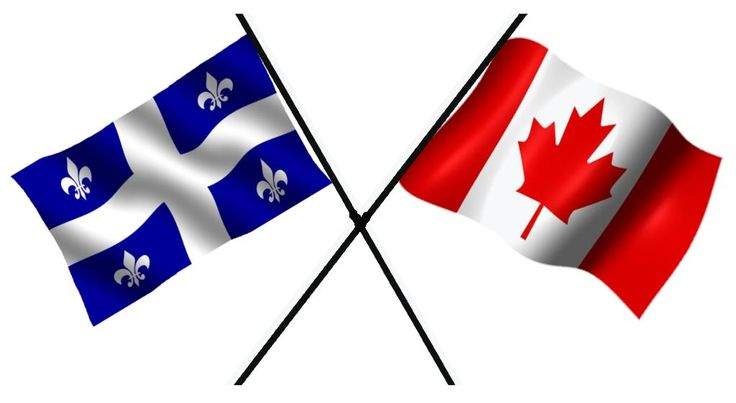 Quebec French Canadian Flag