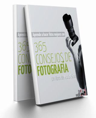 """""""365 Consejos de Fotografia"""", ebook de Mario Pérez. Desde el """"Blog del Fotógrafo"""" podemos descubrir trucos, aprender a hacer mejores fotografías, informarnos sobre tipos de cámaras y objetivos,... El autor es Mario Pérez, que acaba de poner a la venta el ebook """"365 consejos de fotografía"""", donde recoge conocimientos técnicos para principiantes de la fotografía réflex digital."""