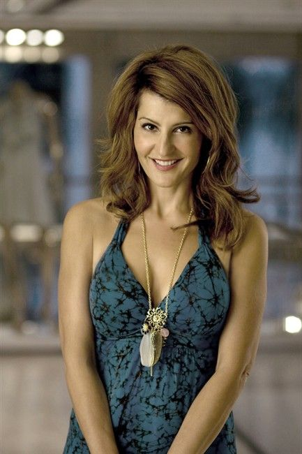 Nia Vardalos: actress, screenwriter, director, singer and producer. We are so excited that she loved our Pavane Collection! See the line: Gwendolyn-Mary.com.