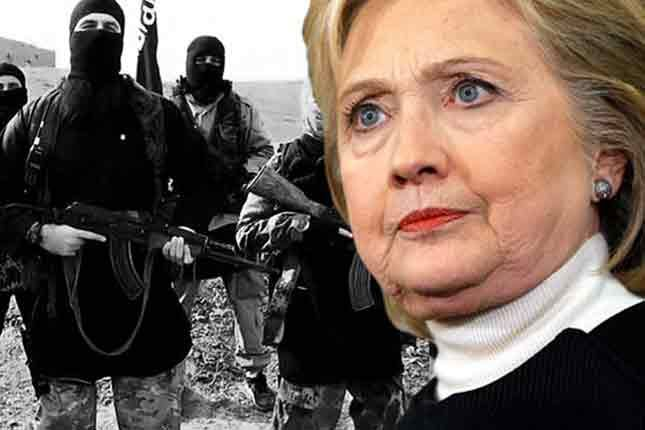Hillary Clinton made a small fortune by arming ISIS – Wikileaks   SocialMediaMorning.com