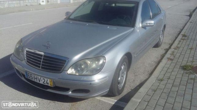 Mercedes-Benz S 320 CDI preços usados