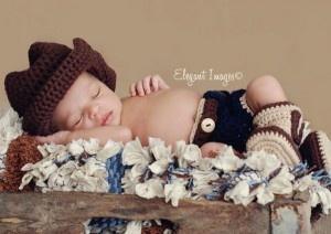 Cutest Cowboy get up EVER!