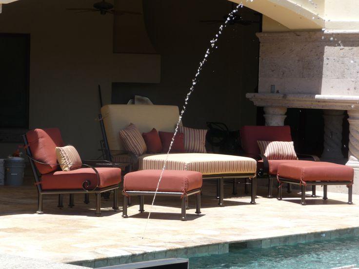 Patio Furniture Built In Phoenix, AZ.