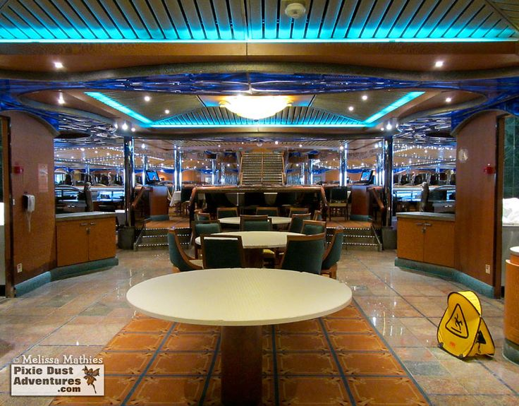 Carnival Cruise Which Dining Room Will I E In