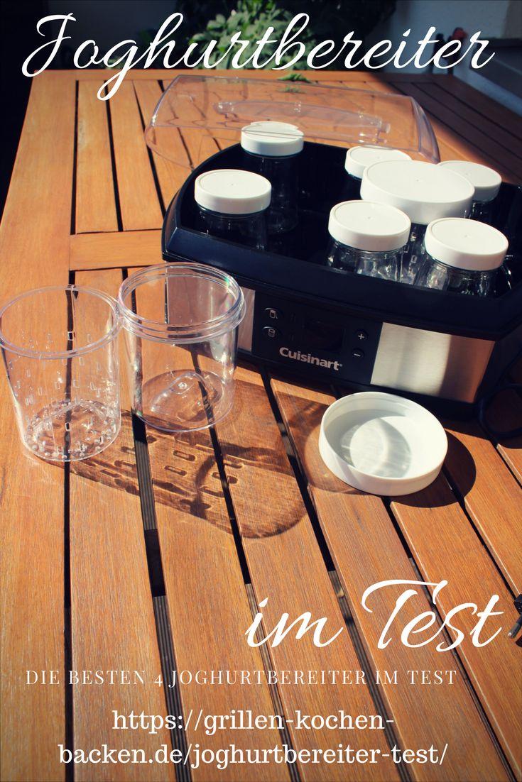 Ich habe 4 Joghurtbereiter in der Praxis getestet und ausprobiert - Welcher ist der beste? Hier erfährst du alles, was du zum Thema Joghurt selber machen wissen musst...