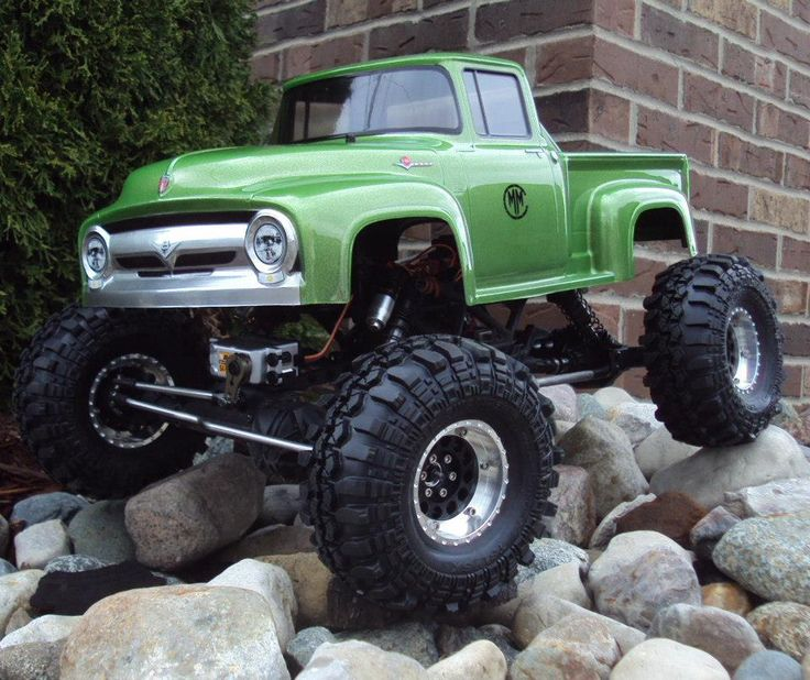 cool rc crawler
