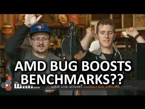 AMD SLEEP BUG BOOSTS BENCHMARKS?? - WAN Show March 10, 2017 - http://eleccafe.com/2017/03/11/amd-sleep-bug-boosts-benchmarks-wan-show-march-10-2017/