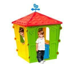 Maisonnette cubique mixte - Avis et Prix