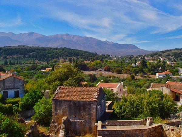 Beautiful Vamos village