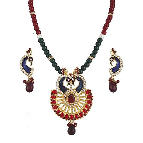 Ddivaa Traditional Peacock Multi Color Pearls Bollywood S... https://www.amazon.ca/dp/B06XH2PF2W/ref=cm_sw_r_pi_dp_x_M3H1ybJ9JVKKY