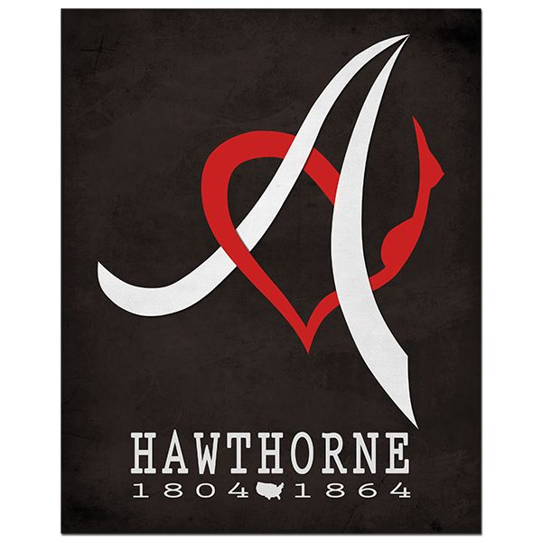 the use of diction and symbolism in the scarlet letter by nathaniel hawthorne The scarlet letter by nathaniel hawthorne home / the scarlet letter symbolism, imagery, allegory the language is particularly back.