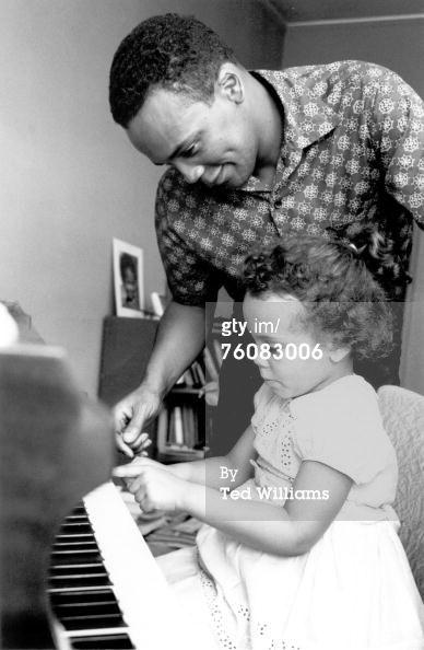 Quincy Jones & daughter Jolie Jones