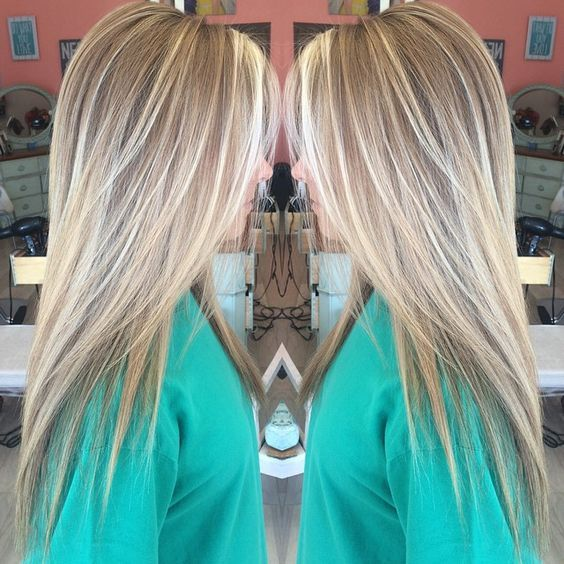Best Blonde Balayage Hair Color 2016 - 2017
