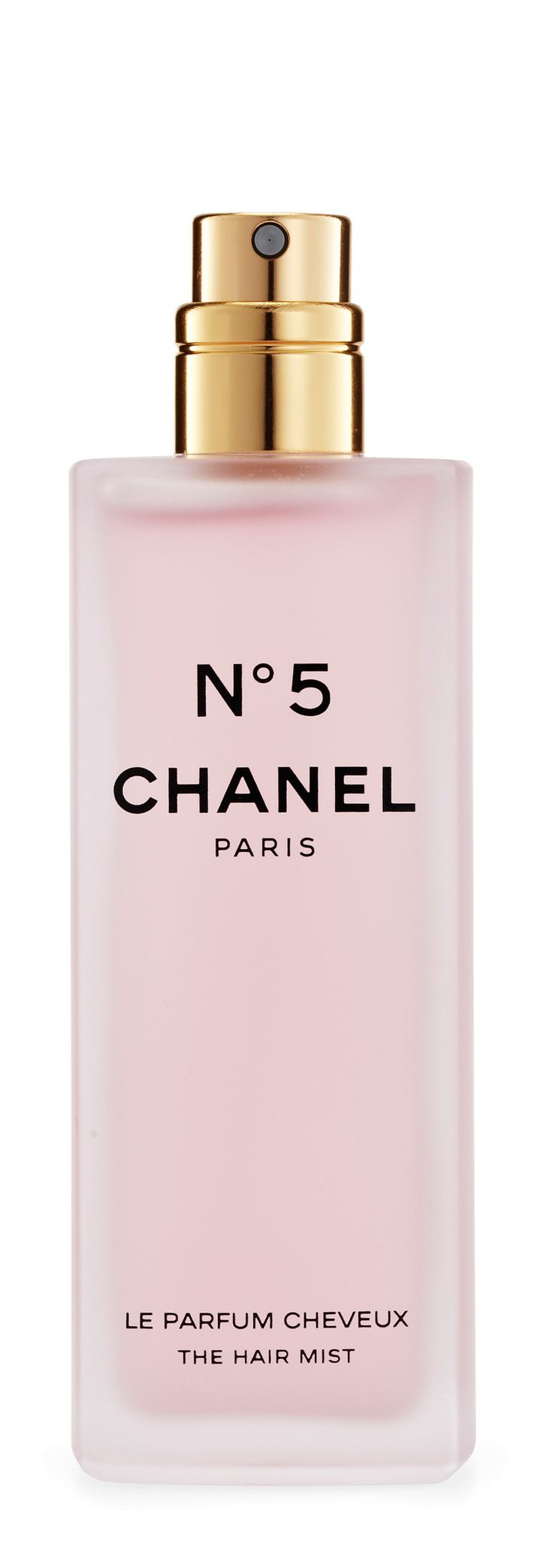 """""""If you, Marilyn Monroe–style, wear nothing to bed but Chanel No. 5, here's a new way to get (un)dressed: a hair mist that's lighter than the eau de parfum. The formula won't weigh down your sexy bed head, so spritz it in your waking hours, too."""" — Val Monroe, O Beauty Director"""