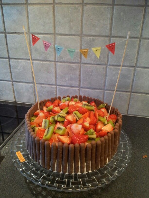 Min födelsedags tårta 2013