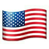 The great American flag