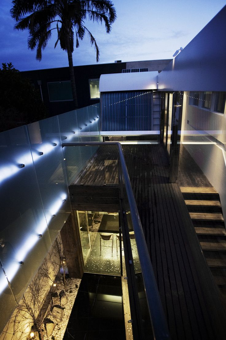 Duckbuild Architecture - Residential Interior/Exterior - Inside / Outside - Richmond House