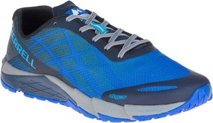 Merrell Men's Bare Access Flex Trail-Running Shoes Blueberry 11.5