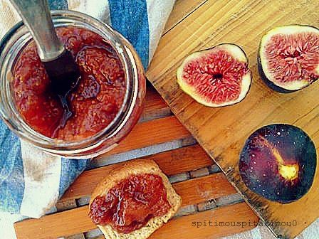 σπίτι μου, σπιτάκι μου: Μαρμελάδα σύκο, συνταγή