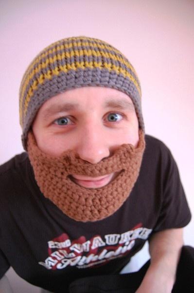 Czapka z brodą / Beard hat