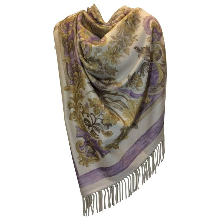 Cashmere Silk Scarf - Molded to perfection by VIDA VIDA If3oH5