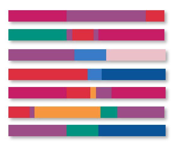 Best 21 color palettes color combinations images on - Combination with purple color ...