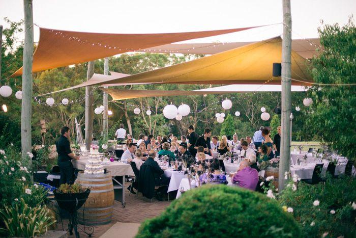 Outdoor Reception, Perth