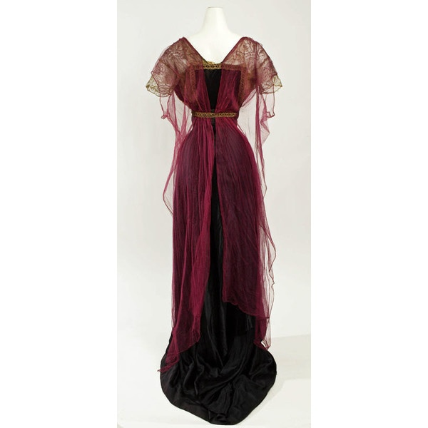 Titanic Fashion 1912 Madame Guillotine Found On Polyvore History Pinterest Titanic
