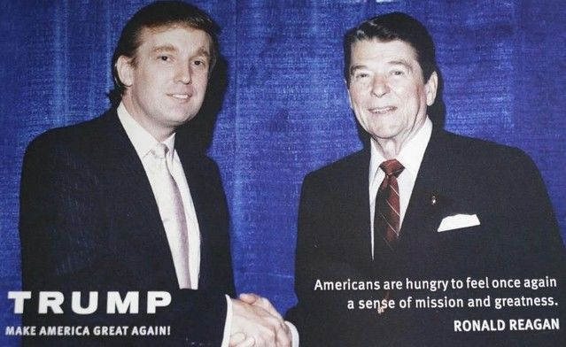 Michael Reagan: Mr. Trump, it's all about getting things done - http://conservativeread.com/michael-reagan-mr-trump-its-all-about-getting-things-done/