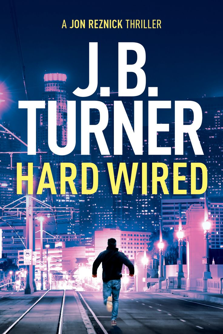 Cover for HARD WIRED (Thomas & Mercer)