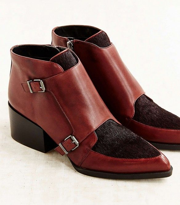 Circus Reese Monk Strap Boots by Sam Edelman // #Shopping