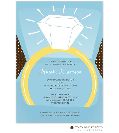 248 best engagement party invitations images on Pinterest