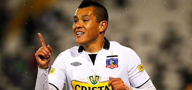 Carlos Muñoz, Colo Colo