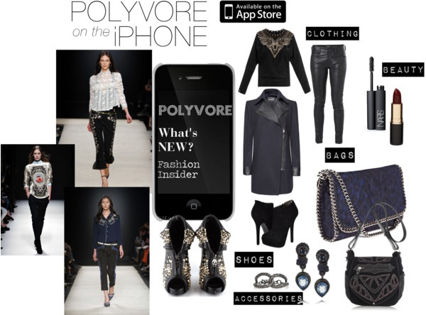 Free app! Polyvore app for iPhone.