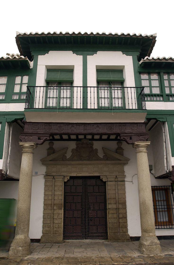 Plaza mayor ALmagro
